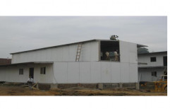 Prefabricated Double Storey Project Office by Anchor Container Services Private Limited