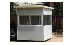 Prefabricated Security Cabins by Anchor Container Services Private Limited