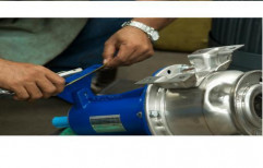 Pump Maintenance Service by Kmp Industries