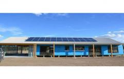 Residential Off Grid Solar Power Plant by Milan Sour Urja Kendra