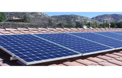 Rooftop Solar Power System by Sunya Shakti Manufacturer LLP