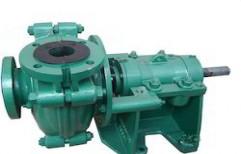 Rubber Lined Slurry Pumps by Hmp Pumps & Engineering Private Limited
