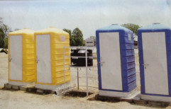 Sintex Prefabricated Workmen Toilet by Anchor Container Services Private Limited