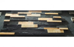 Slate Stone Wall Cladding by KK Enterprises