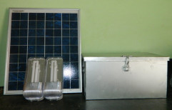 Solar Home Light by Radha Energy Cell