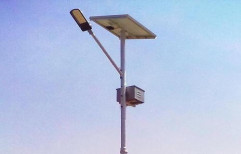 Solar LED Street Light by RD Solar Solution & Installation Private Limited