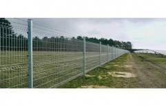 Solar Power Fence by Mss Technology