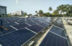 Solar Power Plant by Green Energy Solutions