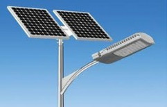 Solar Street Light by Briiller Engineering Private Limited