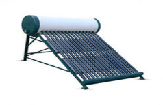 Solar Water Heating System by Hitech Electronics