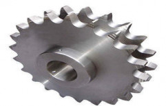 SS Chain Sprocket by M. M. Engineering Works