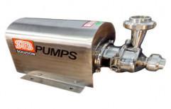 Stainless Steel Water Pump by Kovai Engineering Works