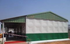 Steel Insulated Cabin by Anchor Container Services Private Limited