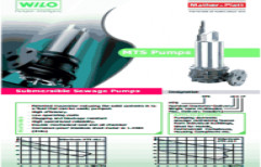 Submersible Sewage Pump (MTS) by M Power