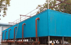 Tailor Made Cooling Towers by Janani Enterprises, Coimbatore