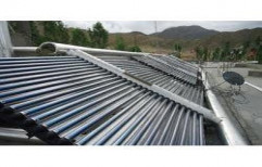Terrace Solar Water Heater by Recon Energy & Sustainability Technologies
