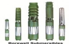 TEXMO Borewell Submersible Pumps by Balaji Engineering