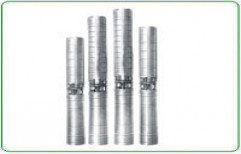 V4 Stainless Steel Borewell Submersible Pump Sets by Oswal Pumps