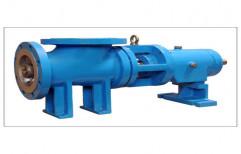 Vertical Propeller Pump by Jay Ambe Engineering Co.