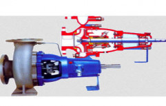 Vertical Single Stage Centrifugal Pump by Fabriken Agencies Limited