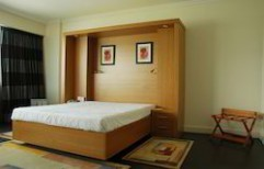 Wall Mounted Folding Bed by Philips Interiors International