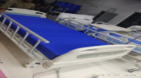 3 Function Motorized Hospital Bed by Medi-Surge Point