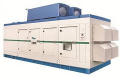 45 Kva Air Cooled Kirloskar Silent Generators by Swastik Power