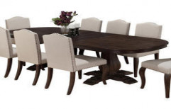 8 Seater Dining Table by Security Automation