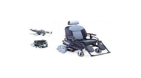 Adjustable Powered Wheelchair by Jeegar Enterprises