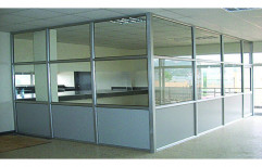 Aluminium Partition Fabrication Service by S. R. Ceiling Solution & Interiors