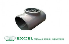 Barred Tee Elbow Fitting by Excel Metal & Engg Industries