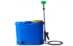 Battery Spray Pump by Saradhi Power Systems