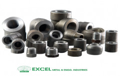 Carbon Steel Forged Fittings by Excel Metal & Engg Industries