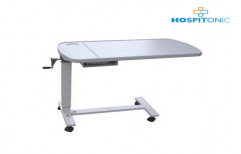 Cardiac Table (Food Trolley) - AHF 110010 by Ambica Surgicare