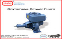 Centrifugal Sewage Pumps by Pump Engineering Co. Private Limited