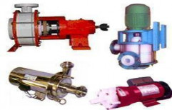 Chemical Processing Pumps & Food Processing Pumps by Wide Wave Technology