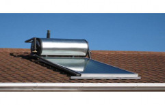 Commercial Solar Water Heater by Green Energy Solutions