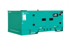 Cummins Diesel Generator Set by Rajat Power Corporation
