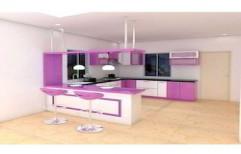 Designer Modular Kitchen by Splendid Interior & Designers Private Limited