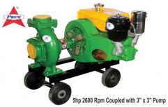 Diesel Engine Pump Set by Prem Engineering Private Limited