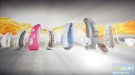 Digital Hearing Aid Equipment by S. R. Diagnostic