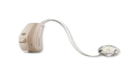 Digital Mini RIC Hearing Aid by Supertone Hearing Solution