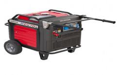 EU 70IS Honda Generator by Prem Engineering Private Limited