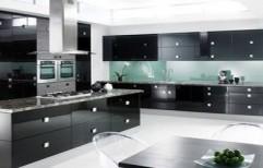Fancy Kitchen Cabinet by Philips Interiors International