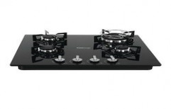 Four Burner Gas Stove by Kairali Trading Company