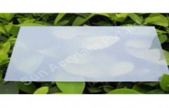Frosted Acrylic Sheet by Sun Acrylam Private Limited
