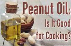 Groundnut Oil by Shine Green Energy Marketing