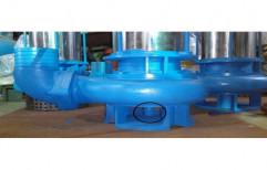Heavy Duty Agitator Sludge Pump by Jay Bajarang Engineering & Services