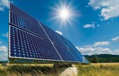 Industrial Solar Power Plant by AVK Solutions
