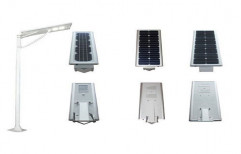 Integrated Solar Street Light by Mss Technology